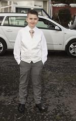 The Wedding of Margarita and John (craig antony spence) Tags: wedding suit pageboy