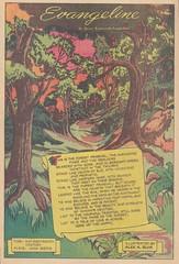 Classics Illustrated 092 / Splash Panel (micky the pixel) Tags: comics comic evangeline heft neuengland henrywadsworthlongfellow classicsillustrated illustrierteklassiker unabhngigkeitskrieg puritaner