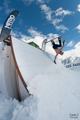 Nitro good times 4 Cauterets (Trialxav) Tags: park snow ski freestyle good times nitro oakley cauterets