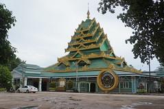 Kyeikmayaw Pagoda (Michael Chow (HK)) Tags: myanmar mawlamyine kyeikmayaw