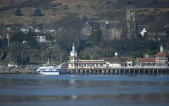 MV Argyll Flyer approaching Dunoon (Russardo) Tags: ferry scotland clyde flyer mac argyll cal calmac approaching mv caledonian dunoon macbrayne