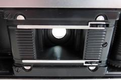 Durst Automatica showing internal reflection (pho-Tony) Tags: italy film 35mm italian automatic f28 45mm automat svs bolzano bozen viewfinder 1960 schneider automatica kreuznach durst schneiderkreuznach prontor photosofcameras radionar 12845 bozenbolzano prontorsvs durstautomatica durstradionar durstsa