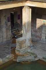 Termas romanas en Bath. IMGP6120 (Rafael Jimnez) Tags: bath bathengland bathinglaterra termas imperioromano