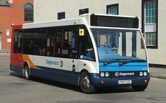 Stagecoach: 47474 PX07GZZ Optare Solo (emdjt42) Tags: solo carlisle stagecoach optare optaresolo 47474 px07gzz