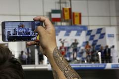 Podio de la carrera de MotoGP. (Box Repsol) Tags: mgp motogp catar circuitodelosailmotogp