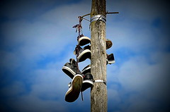 TNS - Sesquière (31) (FloLfp) Tags: pentax bleu ciel wakeboard toulouse 31 chaussures tns shoefiti sesquières