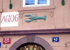 Malo_12_nerudova_scorpio (37.7750 N, 122.4183 W) Tags: church museum architecture czech prague cathedral gothic prag praha praga communism czechrepublic kafka eastern charlesbridge goldenlane easterneurope praag astronomicalclock karluvmost stvitus malastrana   prago nerudovastreet