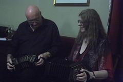 Keith Kendrick & Sylvia Needham (2016) 02 (KM's Live Music shots) Tags: greatbritain folkmusic concertina englishfolk lucasarms angloconcertina keithkendrick duetconcertina cellarupstairs sylvianeedham maccannsystem keithkendricksylvianeedham
