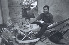 000109 (Change of Focus) Tags: river cambodia 28mm f56 m3 mekong summaron leicam3 summaron28mm