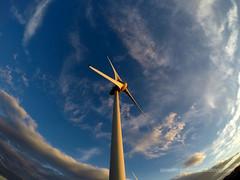 Windmill (Sailor Alex) Tags: france landscape windmills giants windpower windgeneration languedocroussilon
