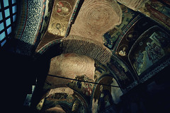 (fusion-of-horizons) Tags: brick art history church museum architecture turkey greek gold roman mosaic interior masonry mosaics murals istanbul icon unesco monastery dome empire vault eastern orthodox cosmos chora byzantine iconography biserica cosmology worldheritage mozaic orthodoxy constantinople byzantium vaulting kariye byzanz theodoremetochites byzantin byzantinisch  caramida bizantin icoana pronaos iconografie arhitectur monasteryofchora palaiologos    zidarie eikn esonarthex constantinopolitan   thestoneswillcryout churchoftheholysaviourinthecountry thechurchoftheholyredeemerinthefields     bizantin    palaiologianrenaissance palaeologanrenaissance   cosmologybehindiconography