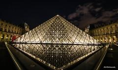 Musee du Louvre-2 (Bourrichon) Tags: paris color night photo cool nikon perfect louvre sigma amateur