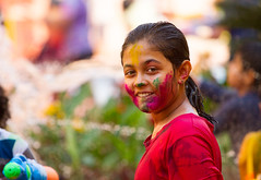Happy Holi (saish746) Tags: new pink blue girls red portrait panorama india holiday playing man black color colour male green water colors girl smile face yellow festival fun fire evening dance other rainbow colorful paint gun play apartment faces little spirit painted pano delhi indian unity prayer bangalore spray palm celebration together laughter indians colourful splash hindu society hinduism holi unlimited playful each songkran shriram choti dahan bhang samruddhi holika thandai dhahan thandayi pichhkari peechhkari pechkari
