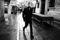 Street Photography - Venezia 312 (Giorgio Meneghetti - Street Photography) Tags: street blackandwhite italy photography nikon strada italia streetphotography persone persons venezia biancoenero veneto nikonclubit