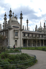 Royal Pavilion, Brighton, United Kingdom (Tiphaine Rolland) Tags: uk greatbritain sea england mer sussex seaside brighton unitedkingdom south palace gb palais angleterre channel manche sud seasideresort royalpavilion 2016 balnaire indianstyle royaumeuni grandebretagne borddemer citbalnaire pavillonroyal styleindien