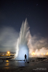 shs_n8_068789 (Stefnisson) Tags: hot water night landscape iceland spring area hotspring geothermal geysir strokkur sland ntt vatn hver haukadalur hverasvi jarhiti stefnisson