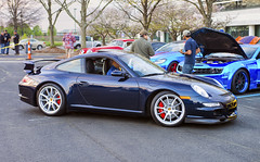 Porsche 911 GT3 (Thumpr455) Tags: auto blue sc car march nikon automobile 911 southcarolina german porsche greenville d800 gt3 997 flatsix 2016 worldcars afnikkor3570mmf28d upstatecarscoffee