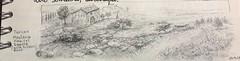 Tuscan Doodle (FfotoMarc) Tags: art sketch evans artwork drawing marc celf tynnullun arlunio darlunio gwaithcelf celfwaith copyrighthawlfraintmarcevans2016