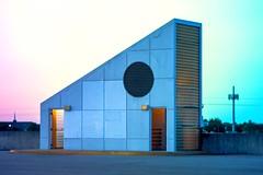 Take the stairs (the-meadowlark) Tags: architecture nikon 85mm gradient mundane birefringence