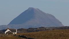 Canisp, Assynt (milnefaefife) Tags: sea landscape coast scotland highlands hills moor sutherland moorland stoer assynt canisp northwesthighlands pointofstoer stoerhead