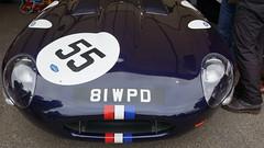 Jaguar E-Type 'Lowdrag' Coup 1963, Graham Hill Trophy, 74th Members' Meeting (5) (f1jherbert) Tags: sony meeting motor alpha circuit goodwood 65 members 74th a65