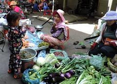 Kampong Cham, Cambodia (asterisktom) Tags: cambodia market mercado february markt cham 2016 kampongcham trip20152016cambodiataiwan