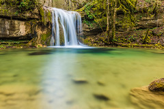 Undiscovered (Cristian-Z) Tags: longexposure costa naturaleza green water beautiful reflections river landscape landscapes waterfall spain nikon stream natural beautifullight naturallight paisaje catalonia waterfalls catalunya nikkor roca cascada