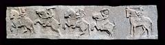 India - Karnataka - Hampi - Mahanavami Dibba - Detail - 32e (asienman) Tags: india unescoworldheritagesite karnataka hampi vijayanagara asienmanphotography