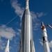 Florida Trip - Gemini Titan II Rocket with Agena Vehicle - Kennedy Space Center -