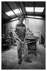 IRON MAN (kick-my-pan) Tags: france bike bicycle vintage french iron steel garage bicyclette franais cadre vlo mtal vieux atelier vintagebike cyclotourisme acier vintagebicycle mcanique constrution randonneur randonneuse soudure cyclosportif frenchbicycle classicbicycle chalumeau handmadebicycle surmesure vloporteur vloancien vlodecollection