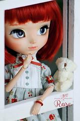 Rose (Mikiyochii) Tags: doll dolls groove pullip pullips puppe pullipdoll customdoll junplanning pullipcustom fullcustom pullipfullcustom pullipfc