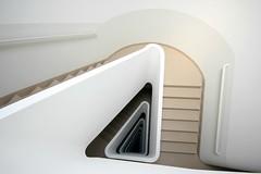 Zieh mich in Deinen Bann (Le fabuleux destin d'Amlie Poulain) Tags: stairs stair flickr hamburg treppe escalera staircase staircases escaleras stairwaytoheaven treppen treppenhaus treppengelnder kontorhaus flickrtreffen flickrphotowalk treppenauge kontorhuser astairwaytoheaven perledesnordens