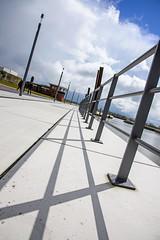 20160424-DSC_7626 (emr-foto) Tags: lines germany handrail mole schatten wedel schleswigholstein innerharbour gelnder linien hafenbecken