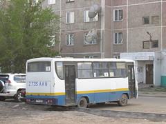 Anadolu Isuzu MD22 Urban (stanislavkruglove) Tags: urban bus astana isuzu 2016 pavlodar anadolu   md22