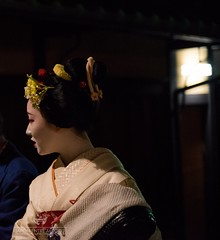Maiko en Gion (Japn Entre Amigos) Tags: kyoto maiko gion