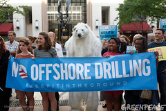 Fighting Side by Side (Greenpeace USA 2016) Tags: usa hotel dc washington gulf unitedstates arctic oil oceans hearing drilling offshoredrilling