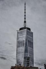 Freedom Tower (Alejandro Ortiz III) Tags: newyorkcity newyork alex brooklyn digital canon eos newjersey canoneos hdr highdynamicrange allrightsreserved lightroom rahway alexortiz freedomtower 60d lightroom3 efs18135mmf3556is shbnggrth alejandroortiziii hdrefexpro2 copyright2016 copyright©2016alejandroortiziii