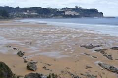 Strand von Lastres (gerhard.mauracher) Tags: asturias lastres asturien