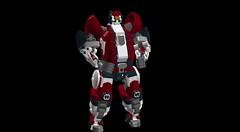 4-48 SMa.LH3D (LDD Building Instructions) by  TheLegoRat (Repubrick.com) Tags: giantrobot robot lego mecha ldd hardsuit buildinginstructions repubrickcom