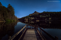 Another night under the stars (Damon Finlay) Tags: longexposure nightphotography mountains reflections islands scotland highlands nikon long exposure scottish glen d750 glencoe nightsky wilderness nikkor f4 pap coe lochan scottishhighlands 1635mm papofglencoe highlandsandislands glencoelochan nikkor1635mmf4 nikond750