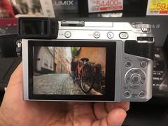IMG_0204 (digitalbear) Tags: camera apple japan lumix tokyo google pentax panasonic nakano roppongi k1 fujiya mark2 gx7 iphonese