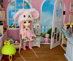 The Peculiar Pink Man #7 (Arthoniel) Tags: shop toy doll ns collection figure bjd limited rare premium myth diorama dollhouse suji balljointeddoll latidoll faceup lati roombox latiyellow normalskin nereapozo