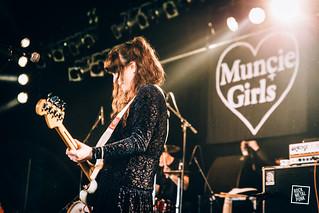 29-04-2016 // Muncie Girls at Groezrock // Shot by Jurriaan Hodzelmans
