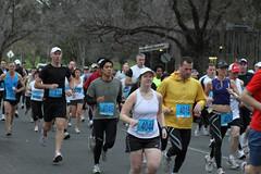 Half Marathon Start (Steven Taylor (Aust)) Tags: sport running 4014 halfmarathon 4044 979 srichinmoy 4045 876 4015 comolanding