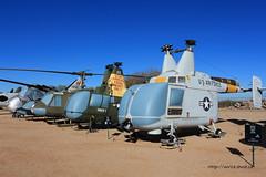 Kaman HH-43F Huskie ~ 62-4531 (Aero.passion DBC-1) Tags: museum plane tucson aircraft aviation air muse helicopter preserved ~ avion kaman huskie helicoptere h43 helico aeropassion musedelair dbc1 prserv 624531