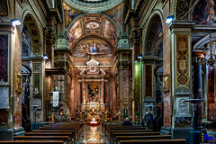 "San Rocco all'Augusteo • <a style=""font-size:0.8em;"" href=""http://www.flickr.com/photos/89679026@N00/23833062200/"" target=""_blank"">View on Flickr</a>"