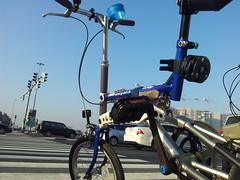 #foldingbike #foldingbikeuae #foldingbikedubai #foldingbikes #streetviews #streetstyle #mydubaipics #mydubai#miyatadubai #miyataclickdubai #miyata #bikecommute have a nice day ;-) (nakamurasan) Tags: foldingbike bikecommute streetviews miyata foldingbikes streetstyle foldingbikedubai mydubai foldingbikeuae mydubaipics miyatadubai miyataclickdubai