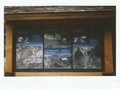 (kristen cynthia) Tags: nature nationalpark hike trail yosemite instantphotography fujifilminstax
