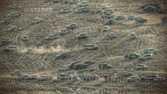 # . . . # # # # # # # # #_ #  #Cars #car #Sand #filter 1976 #hdr # #ksa #saudiarabiatag  #saudiarabia # #sonyalpha  #  # #_ # # # # # # (photography AbdullahAlSaeed) Tags: cars car sand filter saudiarabia hdr  ksa          sonyalpha          saudiarabiatag