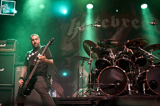 Hatebreed // Shot by Daria Colaes